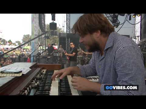 """Ryan Montbleau and Friends perform """"Dead Set"""" at Gathering of the Vibes Music Festival 2014"""