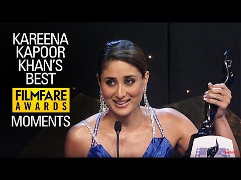 Kareena Kapoor Khan's Best Filmfare Moments | Birthday Special | Filmfare Awards