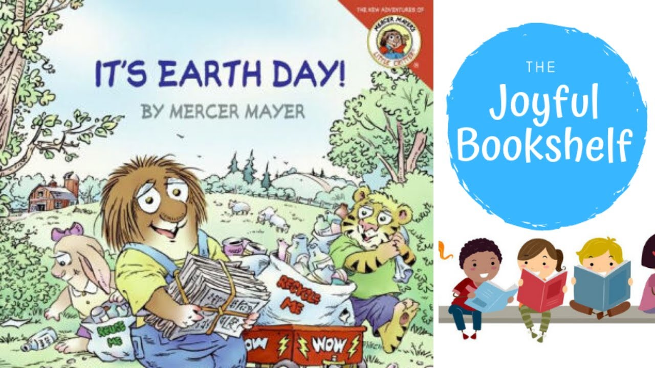 It S Earth Day Read Aloud For Kids Read Aloud Earth Day Helping Children Earth day read alouds