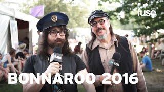 Claypool Lennon Delirium Talk Radioactive Ticks At Bonnaroo 2016