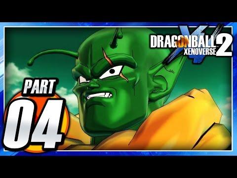 Dragon Ball Xenoverse 2 (PS4): Part 4 - Lord Slug! The Wicked Namekian! (Ginyu Saga)