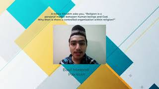 Basil Mahmood | Face2Face Series 3 | Round 1