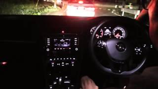 【試乗動画】ゴルフ7 ハイライン VW golf7 highline test drive