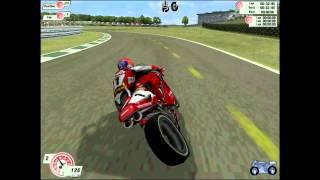 SuperBike 2000 Gameplay at Brands Hatch
