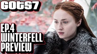 [Game of Thrones] S7 Episode 4 Winterfell Preview | Littlefinger, Bran & Arya | Catspaw Predictions
