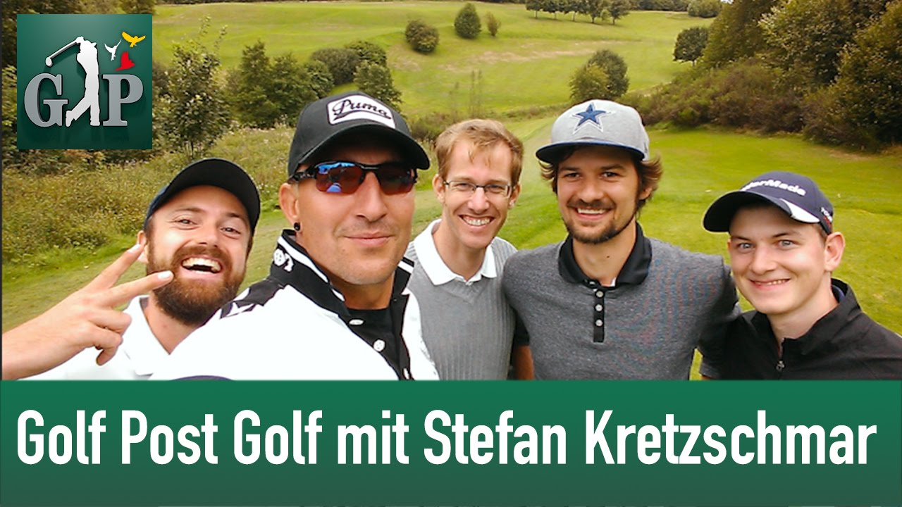golf post golf mit stefan kretzschmar youtube. Black Bedroom Furniture Sets. Home Design Ideas