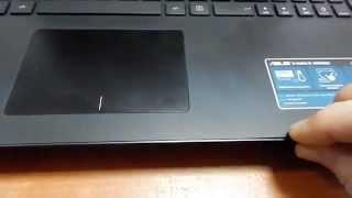 видео Отзыв о Asus X551M – очень бюджетная модель