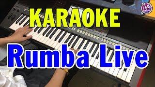 Karaoke Nhạc Sống Rumba Hải Ngoại Nhạc Bolero Cực Phẩm | Vừa Xem Đàn Vừa Hát Quá Đã | Trọng Hiếu