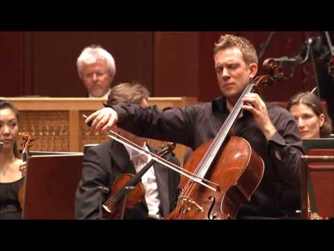 J.S. Bach: 1. Cello-Suite (Sarabande) ∙ Johannes Moser