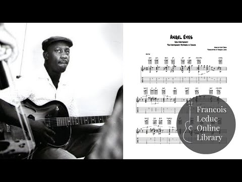 Wes Montgomery - Angel Eyes (Transcription)