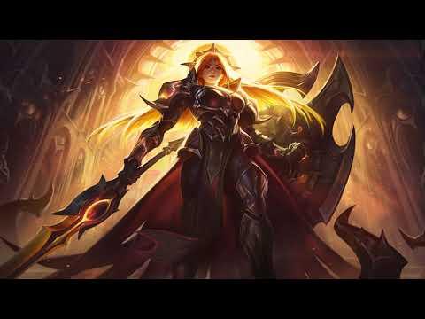 Solar Eclipse Leona Voice - English - League of Legends