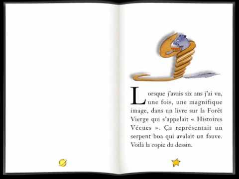 resume du petit prince de exupery par chapitre
