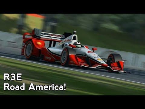 RaceRoom Racing Experience : Road America Sneak Peek (Formula RR US @ Road America)