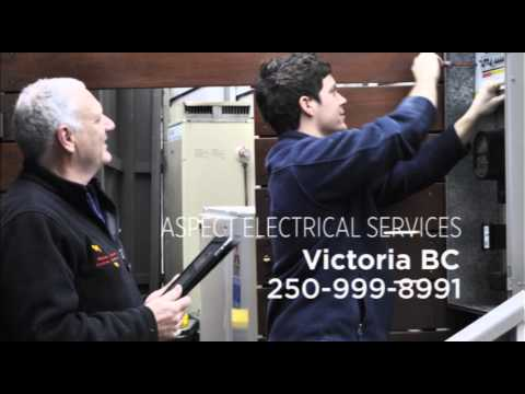 Electrician Victoria BC - Aspect Electrical Services
