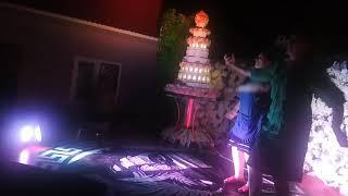 Зажигалки на свадьбе:)))