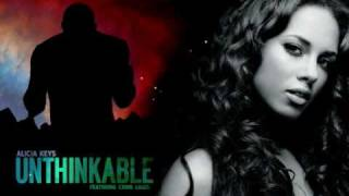 Alicia Keys feat Chris Louis - Unthinkable [Remix] Full High Quality HQ