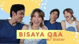 Bisaya Q&A with Slater at the Skypod! | Kryz Uy