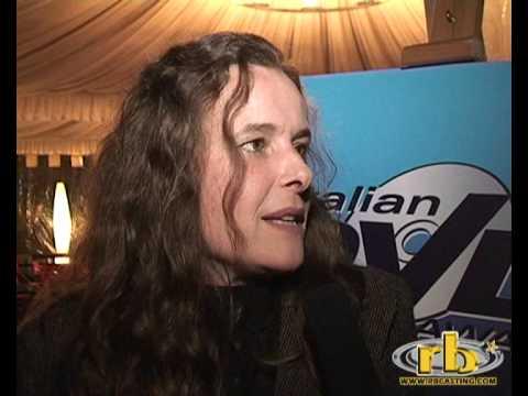 Agnese Nano Intervista Italian Dvd Awards 2008 Www Rbcasting