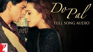 Do Pal Full Song Audio Veer Zaara Lata Mangeshkar