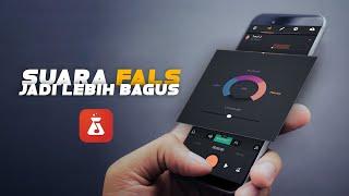 Cara Edit SUARA FALS Jadi Bagus di HP Android | Autotune Bandlab screenshot 5