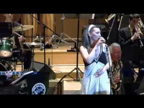 Isis Big Band - All Of Me (feat. Meggie Horvath) - 2010
