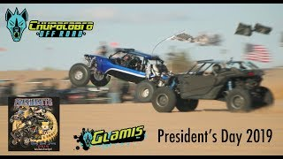 Glamis - President's Day Weekend 2019