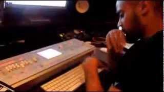 Zifou - Studio Time avec Dj Erise pour le morceau -20 Euros-