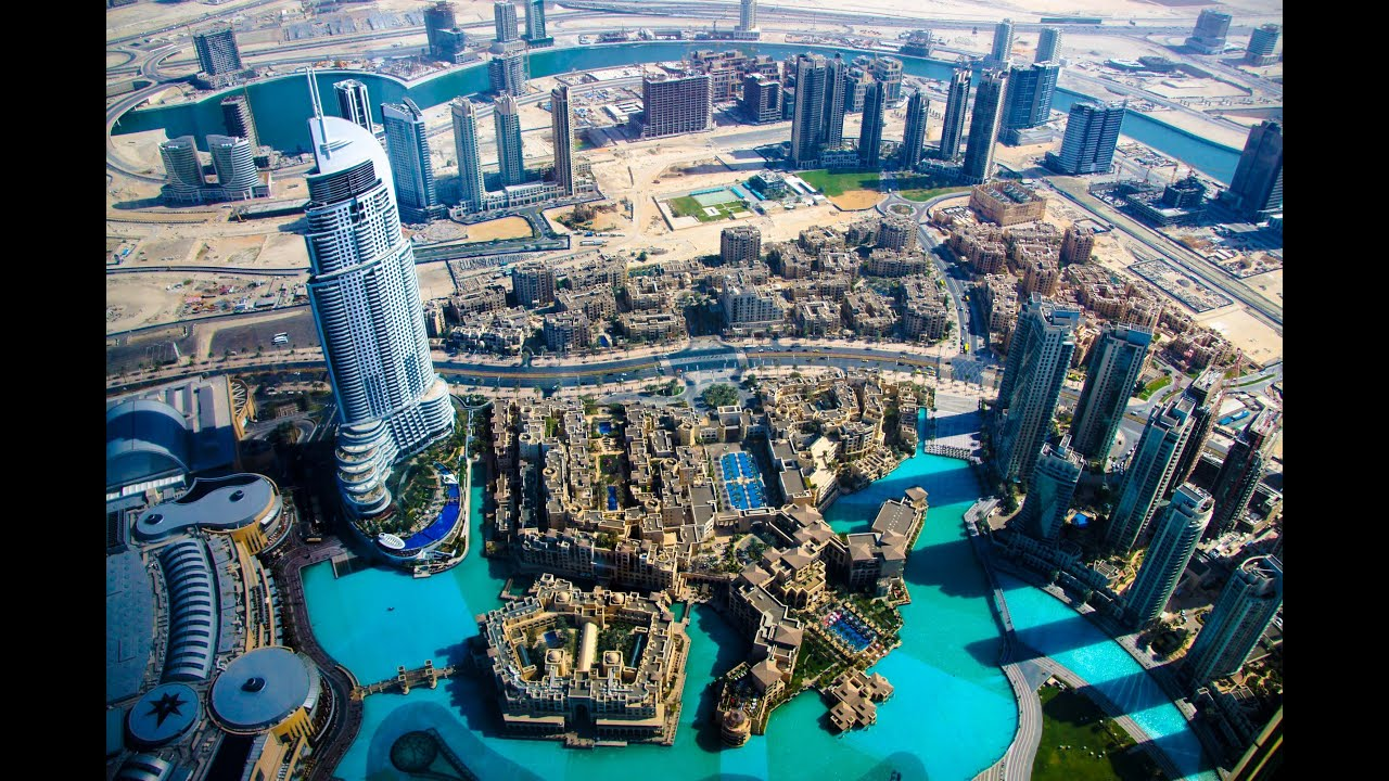 dubai city hd 1080i - youtube