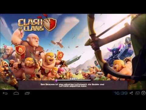Clash of Clans auf dem Pc spielen