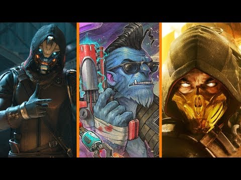 Bungie Splits From Activision + Rooster Teeth Announces Vicious Circle + Mortal Kombat 11 Cover thumbnail