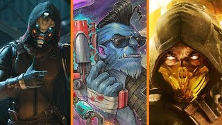 Bungie Splits From Activision + Rooster Teeth Announces Vicious Circle + Mortal Kombat 11 Cover