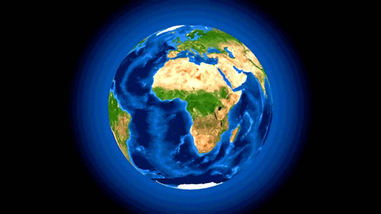 Земля анимация картинки