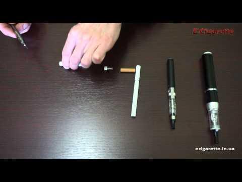 Что такое электронная сигарета. Принцип работы