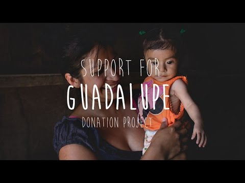 MEDLIFE Project Donation: Support for Guadalupe!