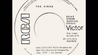 20th Century Man (single version) The KINKS
