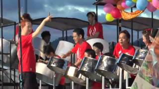 Panorama Steel Orchestra -  Dance of the Phoenix
