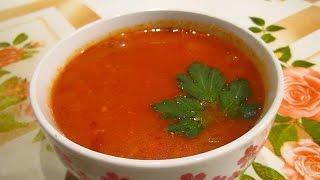 Суп-харчо с картофелем
