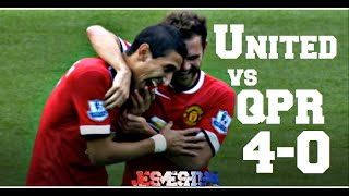 Video Gol Pertandingan Manchester United vs Queens Park Rangers