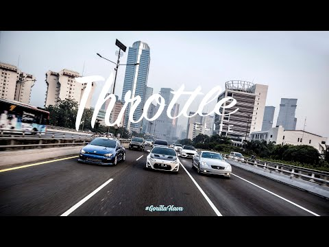Throttle Elite Family | Indonesia Sports Car Club | Morning Run | 4K