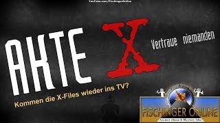 Die X-Files: Kommt AKTE X wieder ins Fernsehen? Gespräche dazu laufen