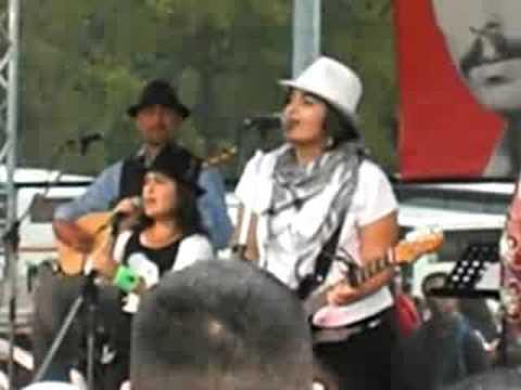 English-Kurdish song-cane cane-festival in gelsenkirchen-kurdisch-koma Silbus û Tarî