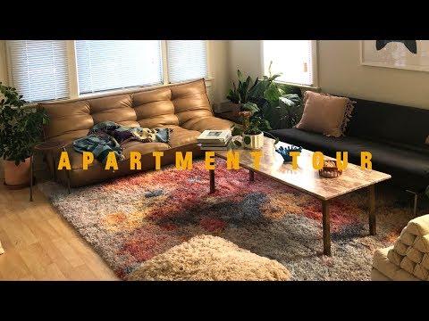 Slaapbank Manhattan Vd.Apartment Tour Lbc Youtube