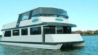 Coomera Houseboat Holidays - Blue Sky