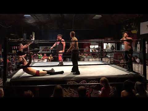 Premier Wrestling Friends vs. Devin Cruise & Eric Nuff