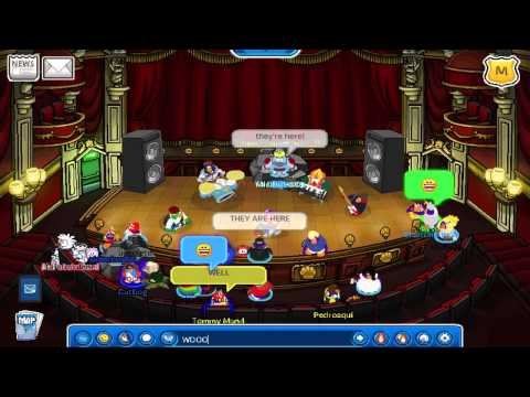 Flippr.pw - Tipping the Iceberg + Cadence & Penguin Band Concert!