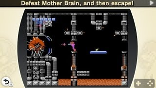 NES Remix 2 - Metroid - All 12 Stages (3 Star Rainbow Rank)