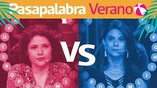 Pasapalabra | Andrea Vergara vs Francisca Pulgar