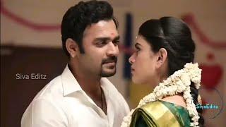 kadhal enbatha kadavul enbatha serial full title song| SivaEditz | super singer Priyanka