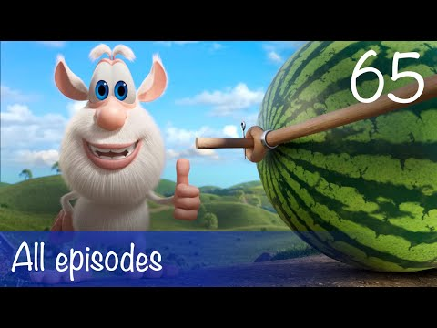 Booba - Compilation of All Episodes - 65 - Cartoon for kids
