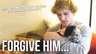 After this Video you will forgive Logan Paul  **his best deeds**